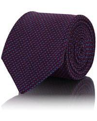 Bigi - Neat Wool Necktie - Lyst