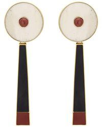 Monica Sordo - Icayu Drop Earrings - Lyst