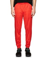 Alexander Wang - Graphic Jersey Track Pants - Lyst