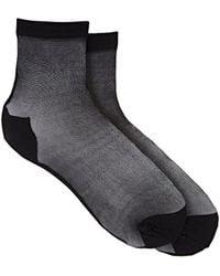 The Great Eros - Sheer Ankle Socks - Lyst