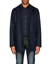 Sealup - Cotton-blend Twill Jacket - Lyst