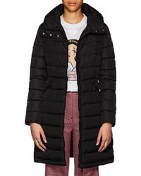 Moncler - Flammette Down-quilted Coat - Lyst