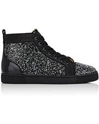 Christian Louboutin - Louis Flat Sneakers - Lyst