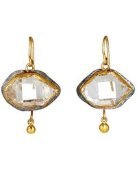 Judy Geib - Double-drop Earrings - Lyst
