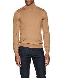 Brioni - Fine-gauge Wool Turtleneck Sweater - Lyst