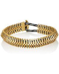 Miansai - Klink Bracelet - Lyst