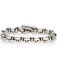 Hoorsenbuhs - Diamond & Sterling Silver Bracelet - Lyst