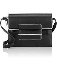 Delvaux - Madame Pm Leather Shoulder Bag - Lyst