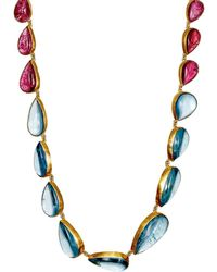 Judy Geib - Teardrop-link Necklace - Lyst