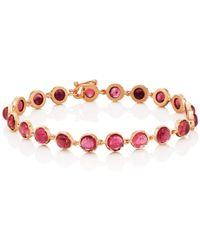 Irene Neuwirth - Pink Tourmaline Bracelet - Lyst