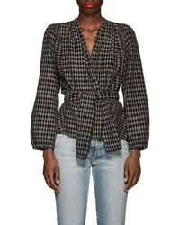 Ace & Jig - Brooke Checked & Striped Cotton Jacket - Lyst