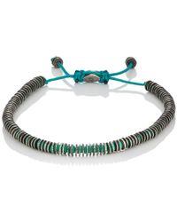 M. Cohen - Mixed-rondelle Bracelet - Lyst