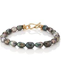 Dean Harris - Baroque Pearl Bracelet - Lyst