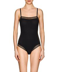 Eres - Whaouu Lace-trimmed Bodysuit - Lyst