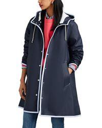 Stutterheim - Mosebacke Raincoat Size Xxxs - Lyst