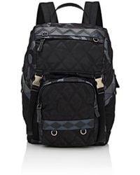 Prada - Camouflage Backpack - Lyst