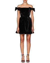 Vivetta - Richmond Fit & Flare Minidress - Lyst
