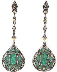 Sevan Biçakci - Mosaic Drop Earrings - Lyst