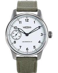 Weiss - Standard Issue Field Watch - Lyst