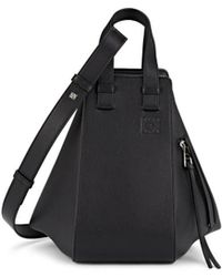 Loewe - Hammock Small Leather Bag - Lyst