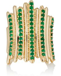 Ileana Makri - Grass Fence Ring - Lyst