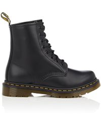 Dr. Martens - 1460 Leather Ankle Boots - Lyst