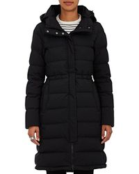 Herno - Down-quilted Tech-fabric Long Coat - Lyst