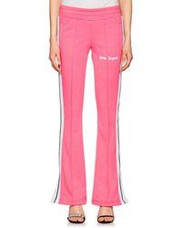 Palm Angels - Logo Skinny Track Pants - Lyst