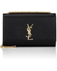 Saint Laurent - Monogram Kate Medium Chain Bag - Lyst