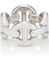 Hoorsenbuhs - Quad Link Ring - Lyst