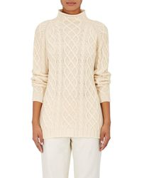 Barneys New York - Cashmere Cable - Lyst
