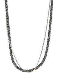 Emanuele Bicocchi - Torsion Necklace - Lyst