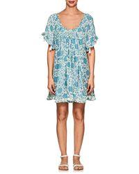 Natalie Martin - Marina Floral Silk Dress - Lyst