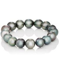 Samira 13 - Tahitian Pearl Bracelet - Lyst