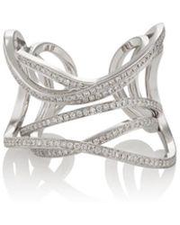 Dauphin - Serpentine Cuff Ring - Lyst