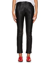 Nili Lotan - East Hampton Leather Slim Pants - Lyst