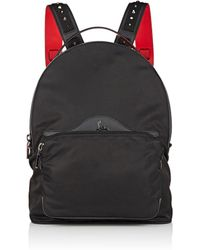 f707d9be5e8 Christian Louboutin Classic Backpack in Black for Men - Lyst