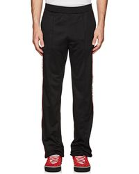 Givenchy - Logo Fleece Track Trousers - Lyst