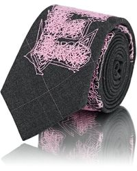 Title Of Work - unite Wool Necktie - Lyst