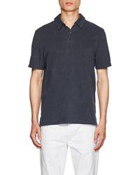 James Perse - Supima® Cotton Polo Shirt - Lyst