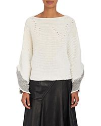 3.1 Phillip Lim - Tie-back Mixed - Lyst