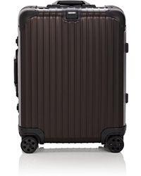 Rimowa - Topas Stealth 22 Cabin Multiwheel® Trolley - Lyst