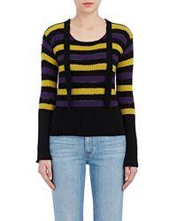 Philosophy Di Lorenzo Serafini - Striped Cashmere Sweater - Lyst