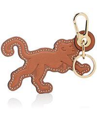Loewe - Monkey Key Chain - Lyst