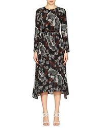 Warm - Poppy Floral Dress - Lyst