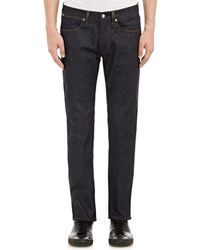 Acne Studios - Max Straight Jeans - Lyst