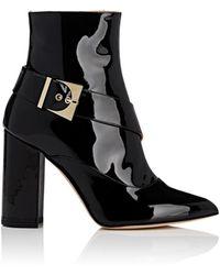 Chloe Gosselin - Buckled Ankle Boots - Lyst