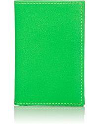 Comme des Garçons - Folding Card Case - Lyst
