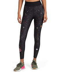 Ultracor Galaxy Crystal-embellished Leggings