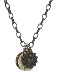 Miracle Icons - Vintage-icon Chain Necklace - Lyst